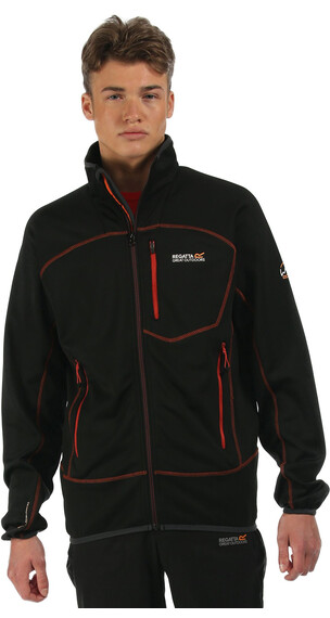 Regatta Diego II Jacket Men Black